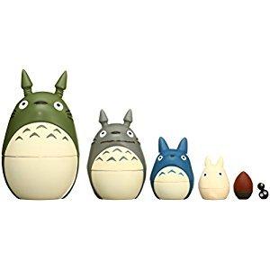 Studio Ghibli Totoro Matryoshka