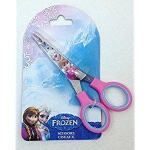 Disney Frozen Scissors Pink Handle