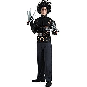 Edward Scissorhands Mens Costume From Express Fancy Dress by Express Fancy Dress