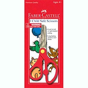 Faber-Castell Children's Safety Scissors by Faber Castell