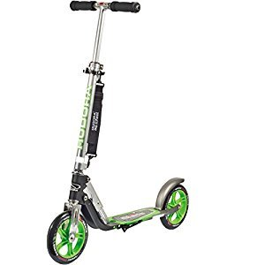 Hudora 14695 Adults Kick Scooter 2 Big PU 205 mm Wheels Scooters