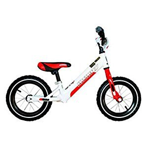 30.48 cm (12 in.) Infinity Totter Children Balance Bicycle (Red)