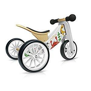 Kinderfeets Tiny Tot Makii Wooden Balance Bike