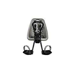 Yepp-GMG Mini Bicycle Child Seat, Silver