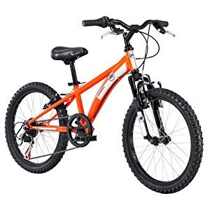 Diamondback Bicycles 2014 Cobra Junior Boy's Mountain Bike (20-Inch Wheels), One Size, Orange
