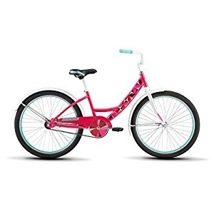 Diamondback Bicycles Impression 24 Girls Sidewalk Bike, Pink