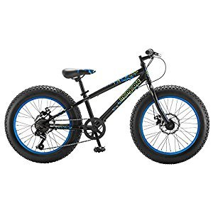 Mongoose 20-Inch Kids Fat-Tire Bike