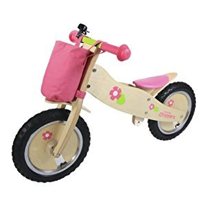 Runners-Bike Princess Wooden Balance Bike