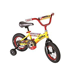 Tonka Boys Dynacraft Bike, Yellow, 12