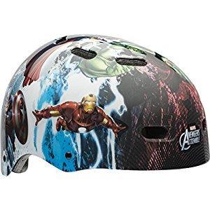 Bell Child Avengers Supreme Superheroes Multisport Helmet
