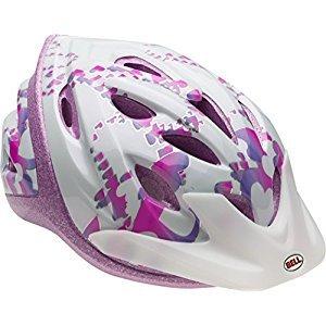Bell Child Pink Sun Kiss Dragster Helmet