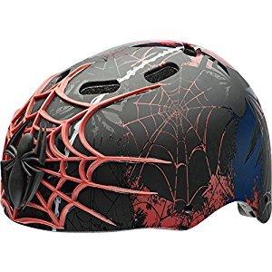 Bell Children Spider-Man 3D Web Slinger Multi-Sport Helmet
