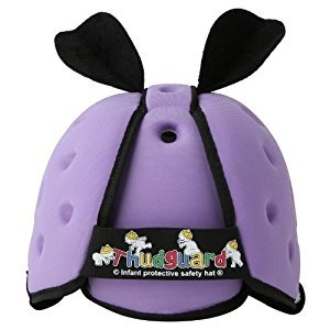 Thudguard Baby Safety Helmet Color: Lilac (japan import)