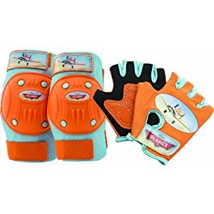 Bell Planes Pad and Glove Set