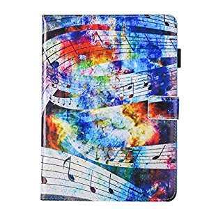 inShang iPad iPad air / iPad 5 case High quality Color Painting cover for iPad iPad air (2013) Multi-function stand case