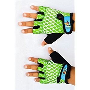Monkey Bars Gloves (5 and 6 Years Old Kids) With Grip Control