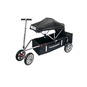 Hudora - 10325 - Trolley - Chariot De Transport En Aluminium