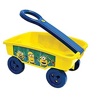 Minions Wagon Ride-On
