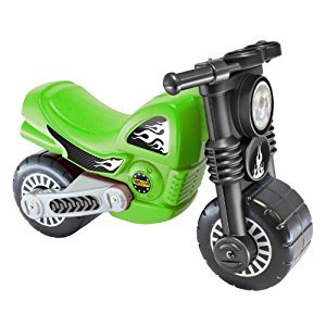 Wader Quality Toys 40480 Flaming Star Motorbike