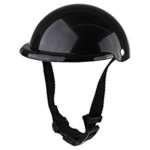Baoblaze Dolls Fashion Cycling /Skateboard Protective Helmet for 18'' American Girl Doll - Black