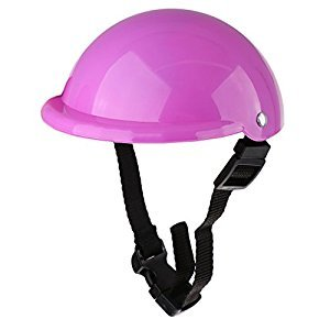 Baoblaze Dolls Fashion Cycling /Skateboard Protective Helmet for 18'' American Girl Doll - Purple