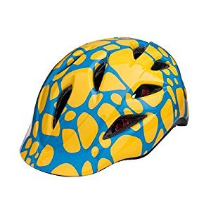 Kids Child Toddler Protective Safety Multi-sport Bike Helmet Adjustable Skateboard Skate Scooter Cycling Teens Youth Boys Girls age 3-5 4-7 6-8 … (yellow-blue)