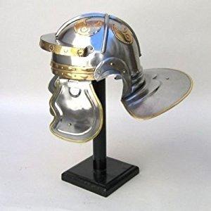 Roman Imperial Italic Armor Helmet ~ Medieval Knight Crusader ~ Armer