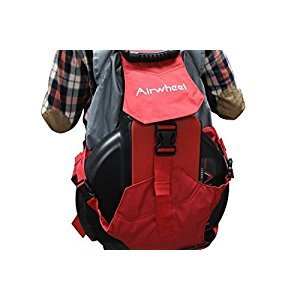 Airwheel Backpack Carrying Bag Original for Electric Unicycle Scooters Airwheel X3 X5 X6 X8 Q1 Q3 Q5 Q6 Compatible with Other Brand Unicycle Scooters with Similar Size (Red)