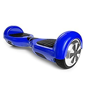 HOVERBIRD HBIRD-BLU I1 UL2272 Certified Hands Free Two Wheel Self Balancing Electric Scooter Blue