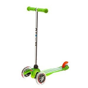 Mini Micro Scooter - Green