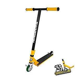 SWAGTRON ST046 Stunt Scooter: Trick Scooter for BMX or Amateur Riders - Ultra Durable Pro Scooter supports up to 260 lbs