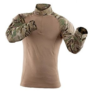 5.11 Tactical Series 72185 TDU Rapid Assault Long Sleeve Shirt (Multicamo, Large)