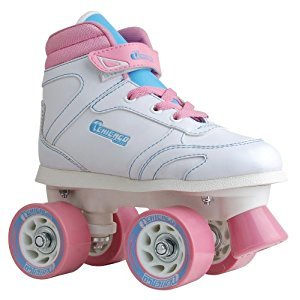 Chicago Girl's Sidewalk Skate (Size 1)