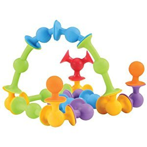 Fat Brain Toys Squigz - Deluxe Set