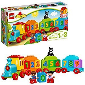 LEGO® DUPLO® My First Number Train 10847 Preschool Toy