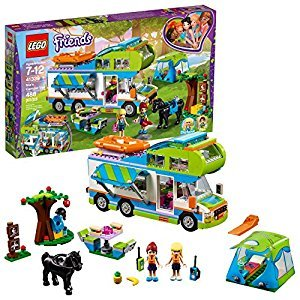 LEGO Friends 6213458 Mia's Camper Van 41339 Building Kit (488 Piece)