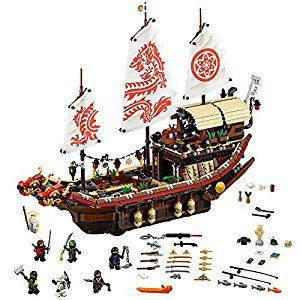LEGO Ninjago Movie - Destiny's Bounty 70618 (2295 Pieces)