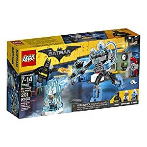 THE LEGO® BATMAN MOVIE Mr. Freeze™ Ice Attack 70901 Batman™ Toy