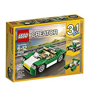 LEGO 6175236 Creator Green Cruiser 31056 Building Kit