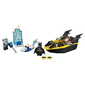 LEGO® Juniors Batman™ vs. Mr. Freeze™ 10737 Superhero Toy for 4-7 years-old