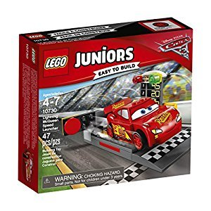LEGO Juniors Lightning McQueen Speed Launcher 10730 Car Toy