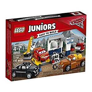 LEGO Juniors Smokey's Garage 10743 Kids Toy