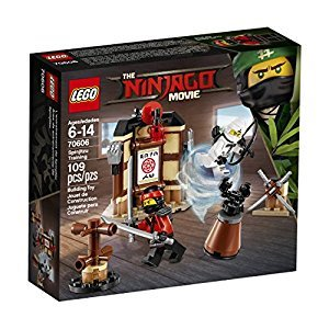 LEGO Ninjago Spinjitzu Training Building Kit, 109 Piece