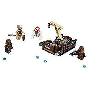 LEGO Star Wars 6212556 Tatooine Battle Pack 75198 Building Kit (97 Piece)