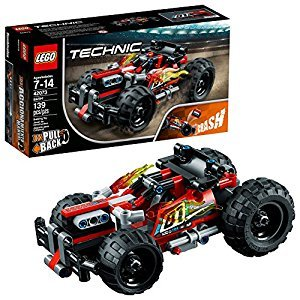 LEGO Technic 6210337 Bash 42073 Building Kit (139 Piece)