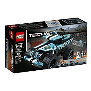 LEGO® Technic Stunt Truck 42059 Vehicle Set, Building Toy