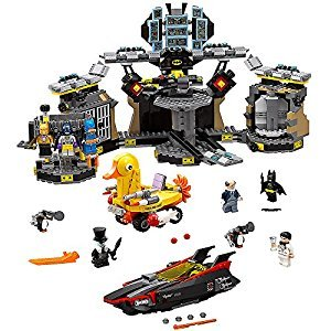 THE LEGO® BATMAN MOVIE Batcave Break-in 70909 Superhero Toy
