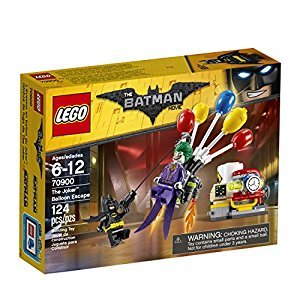 THE LEGO® BATMAN MOVIE The Joker™ Balloon Escape 70900 Batman Toy