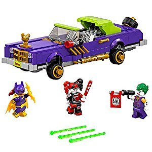 THE LEGO® BATMAN MOVIE The Joker™ Notorious Lowrider 70906 Batman™ Toy