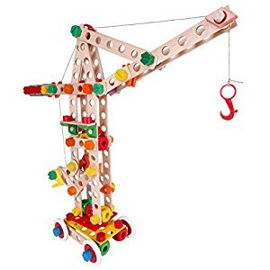 Carrera Baufix Supercrane Building Set